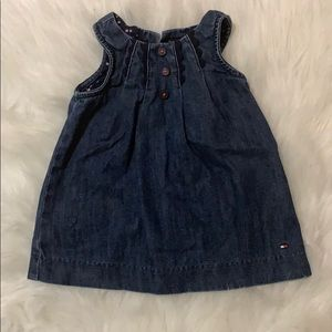 Tommy Hilfiger jean baby dress